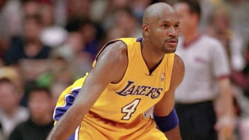 Former Los Angeles Lakers point guard Ron Harper