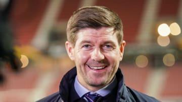 Steven Gerrard's side will face Real Madrid in a pre-season friendly