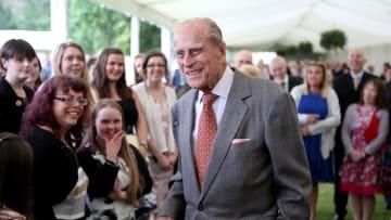 El príncipe Felipe estuvo casado con la Reina Isabel por 74 años