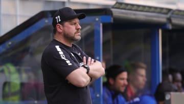 Steffen Baumgart verabschiedet sich vom SC Paderborn
