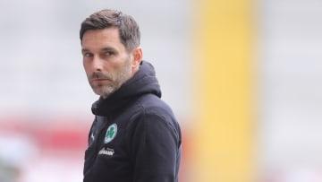 Stefan Leitl ist mit Greuther Fürth in die Bundesliga aufgestiegen
