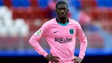 Ousmane Dembélé n'est pas certain de poursuivre très longtemps au FC Barcelone.