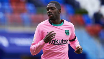 Ousmane Dembele's contract is winding down