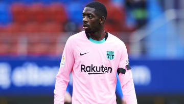 Barcelona want Ousmane Dembele's contract sorted out soon