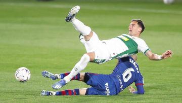 SD Huesca v Elche CF - La Liga Santander