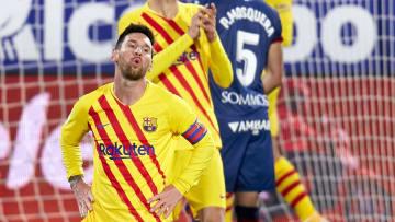 SD Huesca v FC Barcelona - La Liga Santander