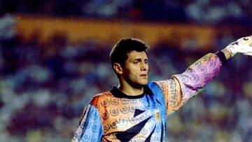Sergio Goycochea jugó 45 partidos en la selección argentina