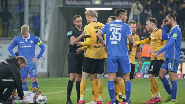 SG Dynamo Dresden v SV Darmstadt 98