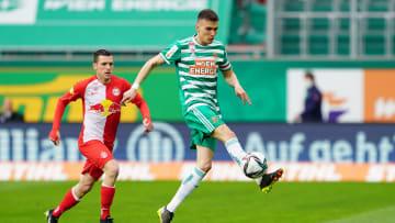 Dejan Ljubicic wird von Eintracht Frankfurt umworben