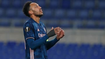 Pierre-Emerick Aubameyang should have scored a couple of goals during Arsenal's Europa League tie with Benfica last night