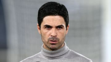 Arteta says Arsenal's mid table position is 'unacceptable'