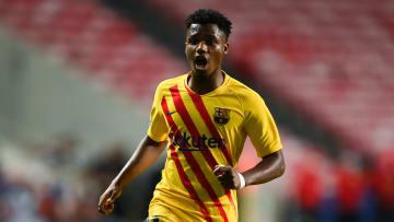 Ansu Fati aurait pu jouer en Ligue 1.