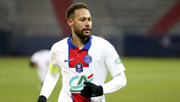 Neymar contract talks are 'on the right track'