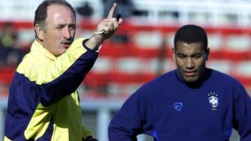 Mauro Silva boicotou Copa América da Colômbia, em 2001