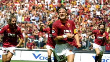 17 giugno 2001, Roma-Parma 3-1