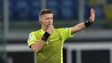 Daniele Orsato is set to make history