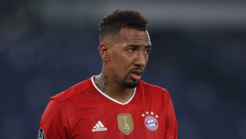 Boateng is set to leave Bayern this summer