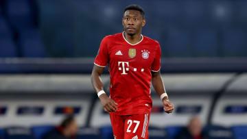 Alaba is leaving Bayern Munich this summer