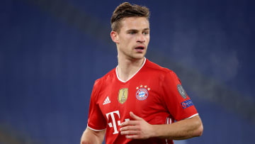 Joshua Kimmich ist Bayerns Leader.