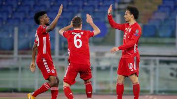 Die nationale und internationale Presse hat den FC Bayern für den 4:1-Sieg über Lazio gefeiert