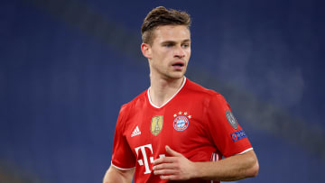 Kimmich has made 250 Bayern appearances