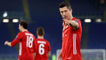 Lazio v Bayern Munich