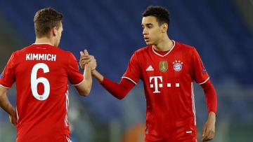 Jamal Musiala hat sich bis 2026 an den FC Bayern gebunden
