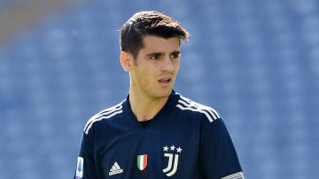 Morata has been in good form back at Juventus
