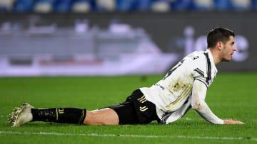 Morata, con 6 reti, è il capocannoniere della Champions