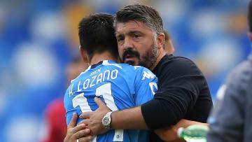 Gennaro Gattuso, Hirving Lozano