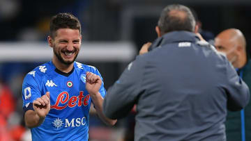 "Dries ""Ciro"" Mertens"