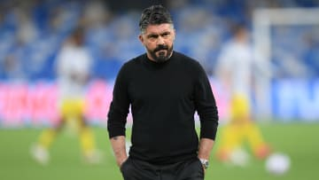 Gattuso has left Fiorentina just 23 days after being appointed