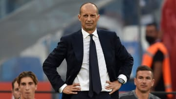 Allegri is already under pressure following a poor start to the season