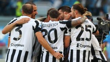 Juventus have struggled so far this season