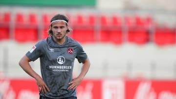 Felix Lohkemper verlängert langfristig bei Nürnberg
