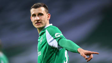 Maximilian Eggestein (24) hat Angebote aus dem In- und Ausland, könnte Werder Bremen somit bald verlassen