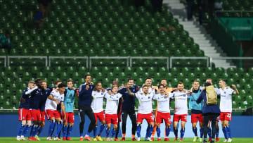 Erstmals seit dem April 2016 konnte der HSV wieder gegen Werder Bremen gewinnen