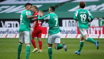 Werder Bremen hat im Kampf gegen den Abstieg zwei Endspiele vor der Brust