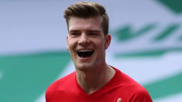 Alexander Sörloth soll RB Leipzig wieder verlassen
