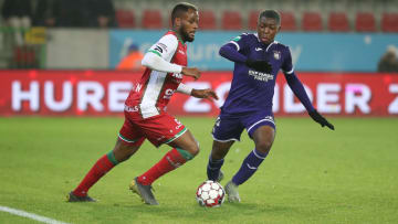 SV Zulte Waregem v RSC Anderlecht - Jupiler Pro League