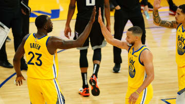 Dray and Steph