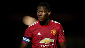 Mengi becomes the third United youngster to pen fresh terms this month