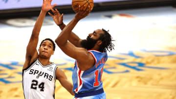 Devin Vassell - San Antonio Spurs v Brooklyn Nets