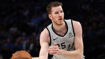 Jakob Poeltl - San Antonio Spurs v Dallas Mavericks