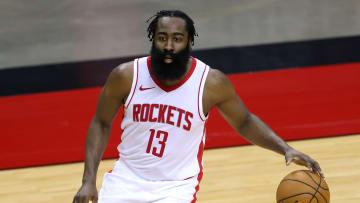 James Harden, San Antonio Spurs v Houston Rockets