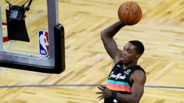 Lonnie Walker IV - San Antonio Spurs v Orlando Magic