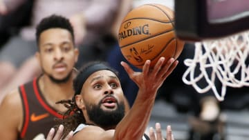 San Antonio Spurs Patty Mills