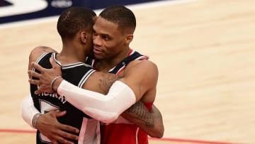 Dejounte Murray - San Antonio Spurs v Washington Wizards