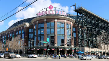T-Mobile Park, home of the Seattle Mariners