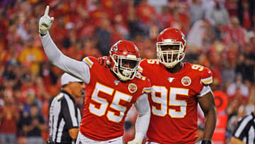 The Kansas CIty Chiefs may need to consider Frank Clark as a trade asset in order land All-Pro Jamal Adams